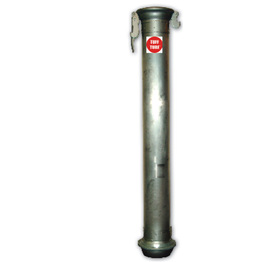 Picture of Aquatech® Style Tubes w/ Riveted Steel Couplers - Intake Tube