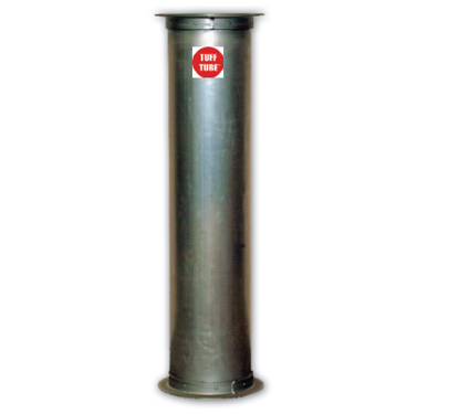 Picture of Vactor® and Vac-Con® Style Tubes - Intake Tubes w/ Riveted Steel Flanges