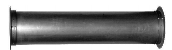 """Picture of 12"""" Aluminum Intake Tube"""
