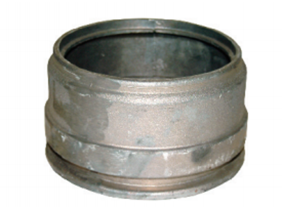 Picture of Aluminum Female Coupler