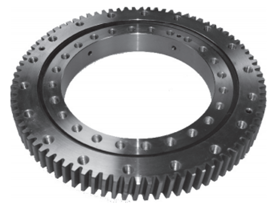 Picture of Slewing Bearing Ring Worm Gear