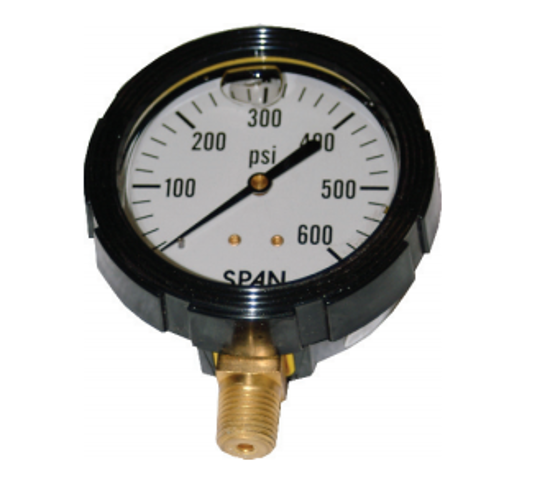 Picture of 0-600 PSI Pressure Gauge