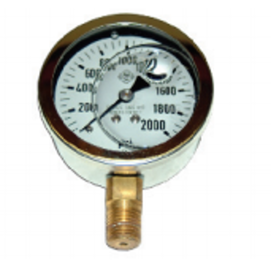 Picture of Universal Bottom Mount Pressure Gauge