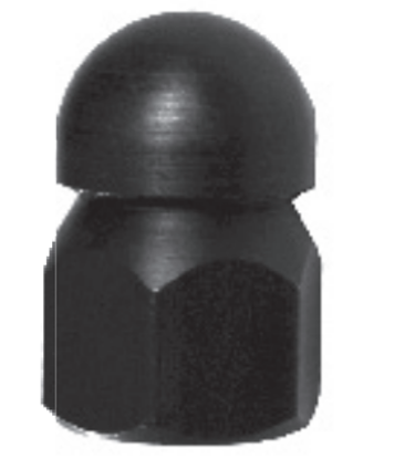 """Picture of G7 - 1/4"""" Radial Bullet Nozzles"""