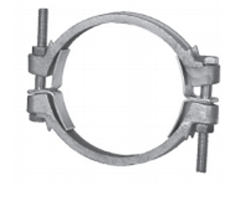 Picture for category King / Cuffed Hose Clamps